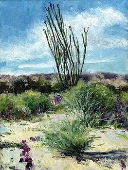Stacy Vosberg - Lavender Desert