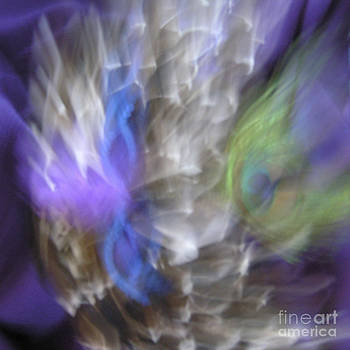Lavender/Lime by Marilyn Martin