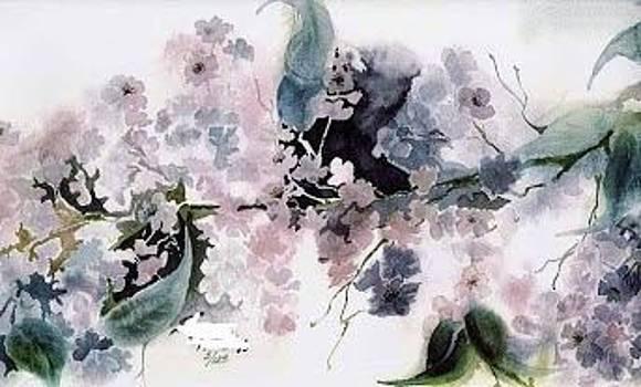 Lavender Love by Karen Mary Castranova