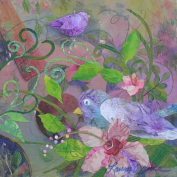 Lavender Singing by Laura Nance