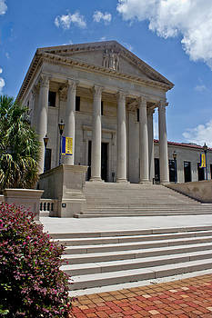 Law Center at LSU by Mamie Thornbrue