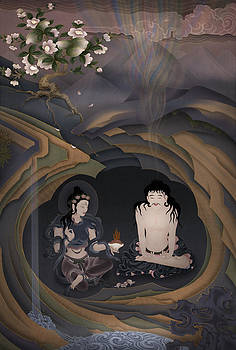 Lawapa and the Dakini by Ben Christian