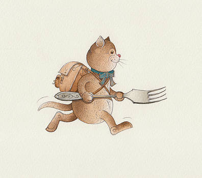 Lazy Cats07 by Kestutis Kasparavicius