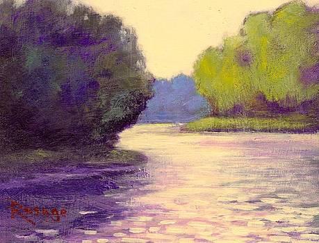 Lazy River by Bernie Rosage Jr