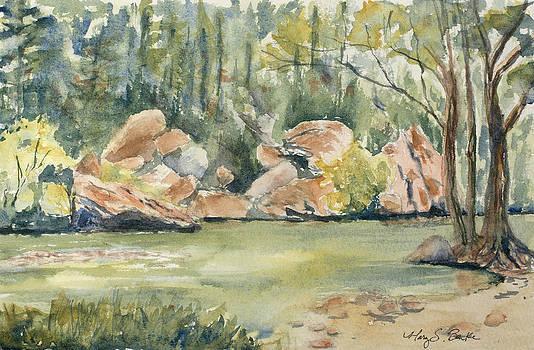 Mary Benke - Lazy River