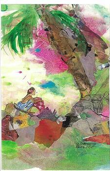 Le Blanchiseusse by Elaine Elliott
