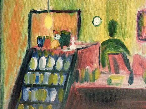 Le Cafe by Steve Jorde