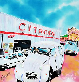 Le garage by Hisayo Ohta