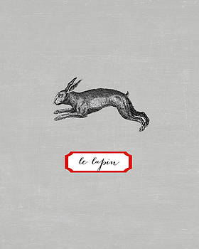 Le Lapin by Beverly  LeFevre