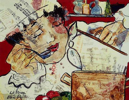 Le Potage by Elaine Elliott