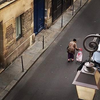 Le Premier Matin á Paris by Ziggy Hartfelder