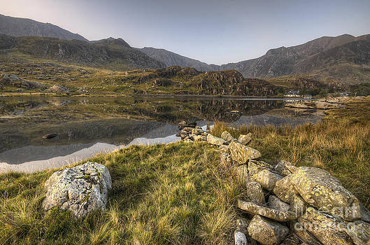 Lead Me To Ogwen by Darren Wilkes