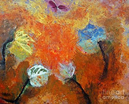 Ayasha Loya - Leaf it to Mother Nature