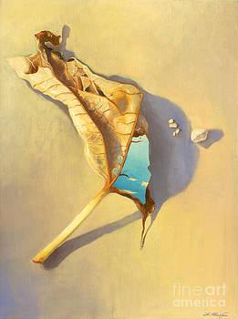 Leaf of Life by Lin Petershagen