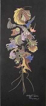 JoAnn Cotyjo Smith - Leaf Study II