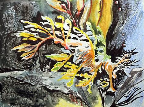 Leafy Dragon by Richard Jules