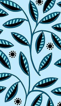 Nancy Lorene - LEAFY MOD in Blue