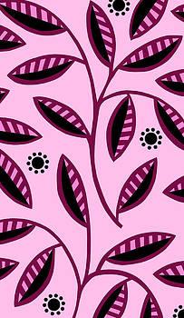 Nancy Lorene - LEAFY MOD in Pink