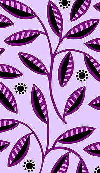 Nancy Lorene - LEAFY MOD in Purple