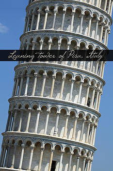 Leaning Tower of Pisa by Ron Sumners
