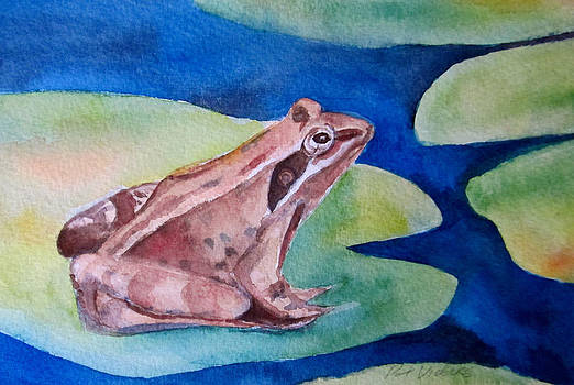 Leap Frog by Pat Vickers