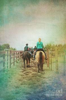 Learning To Ride by Tamra Heathershaw-Hart