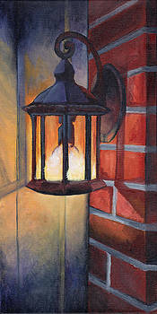 Leave the Light On by Elaine Hodges