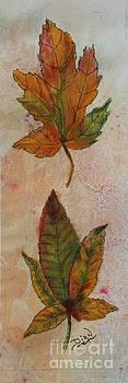 Leaves #1 by Dian Paura-Chellis