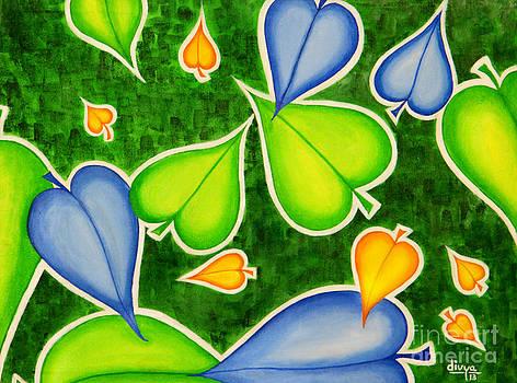 Leaves by Divya Kakkar