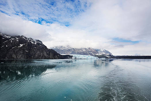 Jo Ann Snover - Leaving Margerie Glacier
