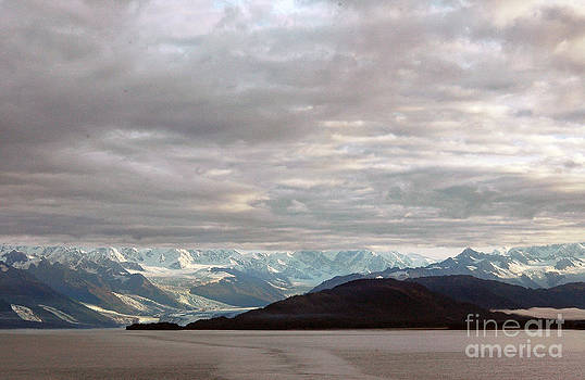 Cindy Murphy - NightVisions  - Bank of Clouds over College Fjord