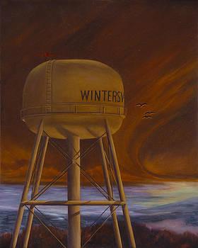 Leaving Wintersville by William Allen
