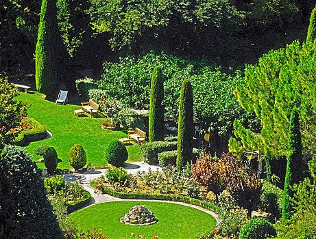 Dennis Cox - LeBaux garden