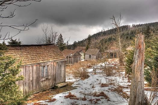 LeConte Lodge by Doug McPherson
