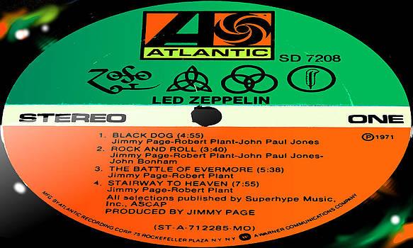 Marcello Cicchini - Led Zeppelin IV Side 1