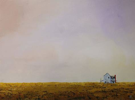 Left Alone by William Renzulli