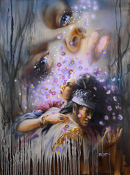 Legend of Aster by Lynette Yencho