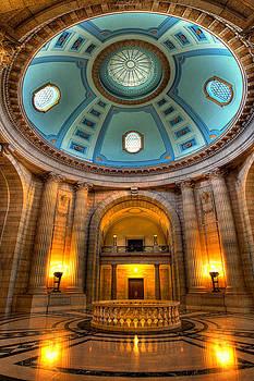 Bryan Scott - Legislative Building