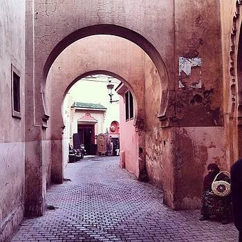 Legit #marrakech #morocco by Sarah Dawson
