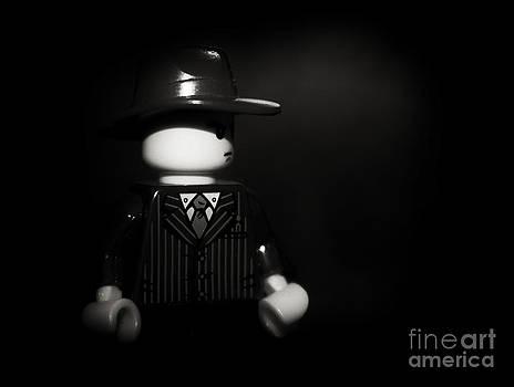 Lego Film Noir 1 by Cinema Photography