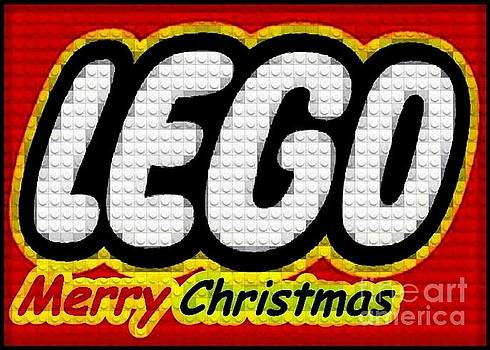 LEGO Merry Christmas  by Scott Allison