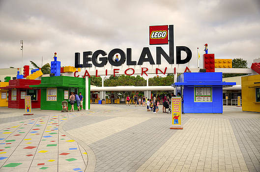 Ricky Barnard - Legoland California