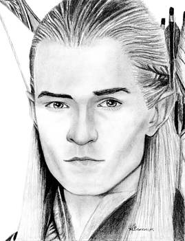 Legolas Greenleaf by Kayleigh Semeniuk
