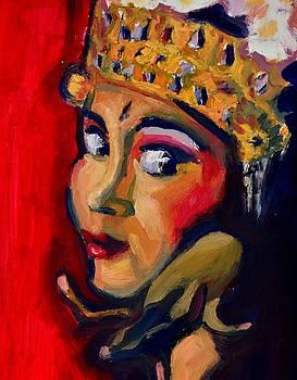 Legong II - Balinese Dancer by Khairzul MG