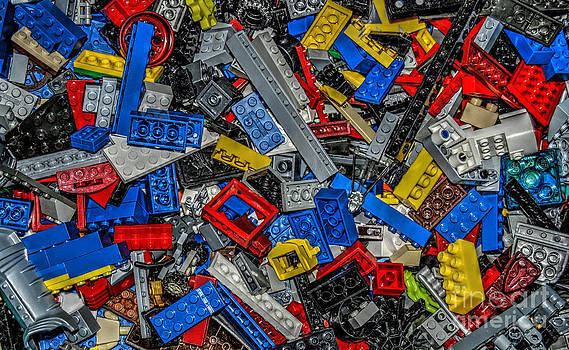 Legos by Guy Harnett