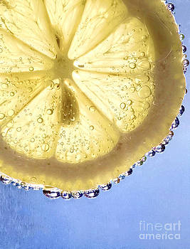 Lemon and Bubbles by Linda Blair