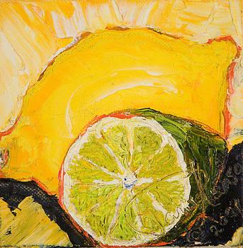 Lemon Lime by Paris Wyatt Llanso