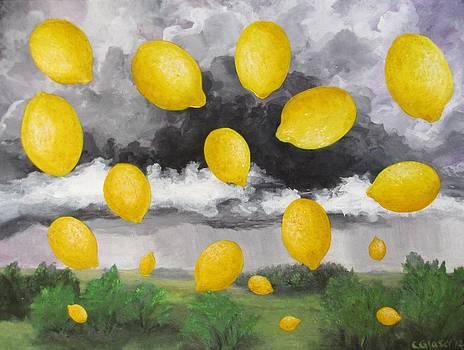 Lemon Sky by Christina Glaser