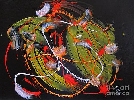 Lemon Strokes by Julie Crisan