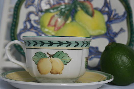 Citrus Tea by Ruthann Carlson